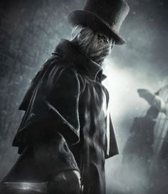 Jack the Ripper - Characters & Art - Assassin's Creed Syndicate