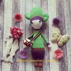 deryanin_amigurumi_dunyasi:: #örgü #örgümüseviyorum #crochetdoll #crochetdesign #amigurumidolls #amigurumidoll #crochetaddict #deryabaykal #crochet #sevgiyleörüyoruz #handmade #etamin #amigurumi  #lalylala #crochetlove #dantel #bezbebek  #örgüoyuncak #weamiguru #amigurumis #buca #kuşadası #ankara #istanbul #izmirliyiz #organic #organikoyuncak #alsancak #bornova