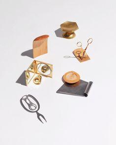 Ashley Helvey's objects as shot by Charlie Schuck | sightunseen.com