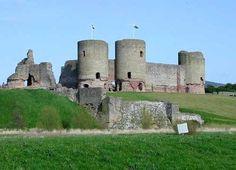 Un abuelo hace una fotografía en un castillo de Gales. No te podrás imaginar el…