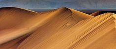 The Eureka Dunes by coulombic.deviantart.com on @DeviantArt