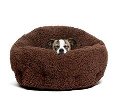 Best Friends by Sheri OrthoComfort Deep Dish Cuddler in Sherpa Brown 20x20x12 *** Check out this great product.Note:It is affiliate link to Amazon.