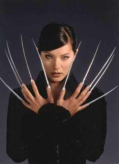 Movie lady Deathstrike