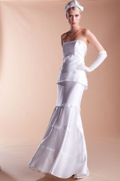 2013 Evening Dresses Suzanne Ermann: a collection of chic and ...