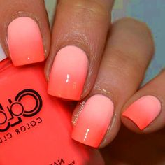 "23 Nail Designs That Say ""Summer's Here""! - Preppy Chic"