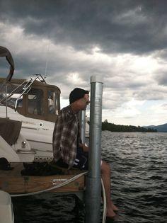 Nice day at the #lake! :) \m/ #musicdayoff #frankpalangi