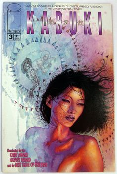 Kabuki #3 Image Comics (1998) $6 Ships All Buy 6 Get 1 $1.00