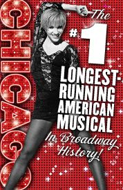 """CHICAGO"" - The Longest Running American Musical in Broadway History!"