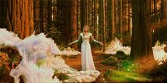,The White Witch...