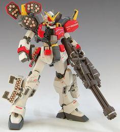 GUNDAM GUY: MG 1/100 Gundam Heavyarms EW - Painted Build