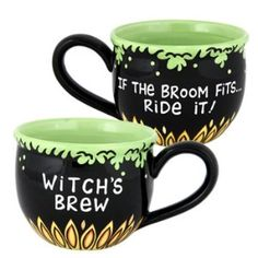 I love these mugs...I need these mugs!
