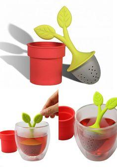 #tea #teainfuser #infuser  Creative and Fun Tea Infuser Designs For The Tea Lover - Blog of Francesco Mugnai