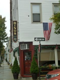 Rino's Place - East Boston. No reservations.