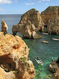 Algarve, Portugal. I stood in that very spot!!