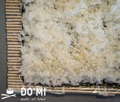Ryż do sushi z sezamem