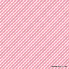 Fabric... Happy Ever After Gingham in Pink by Sandra Workman for Riley Blake Designs