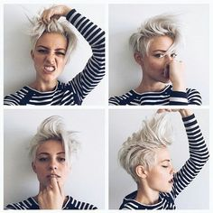 Hair Crush @brittenelle That's the long and short of it. Somebody get me some…