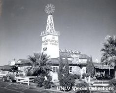 El Rancho Las Vegas  On April 3, 1941