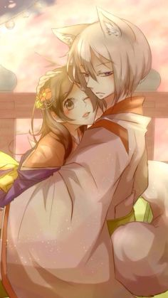 From this angle they look like an older version of Haku and Chihiro.....Don't you think so?...