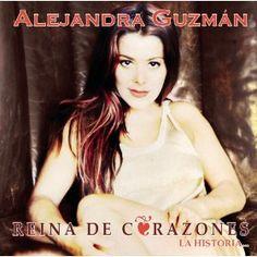 Album Reina De Corazones, La Historia... - Alejandra Guzman
