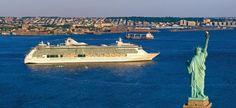 Royal Caribbean va construi un nou terminal de croazieră în Cape Liberty