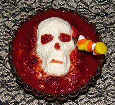 Sinister Skulls-Halloween Recipes