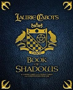 Your Wiccan, pagan, witch and witchcraft supplies online store, featuring Laurie Cabot signature products. Wiccan Books, Witchcraft Books, Witchcraft Supplies, Practical Magic Book, Traditional Witchcraft, Books To Buy, Book Of Shadows, Craft Work, The Book