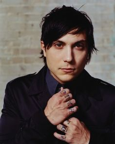 Frank Iero | My Chemical Romance