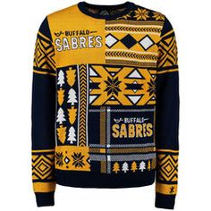 1000+ images about Sports Team Ugly Christmas Sweaters on ...