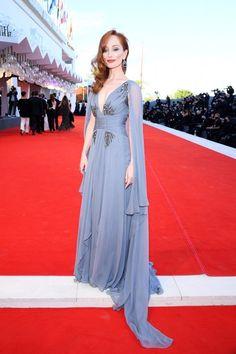 Tilda Swinton, Naeem Khan, Cate Blanchett, Roger Vivier, Flowy Gown, Venice Film Festival, Versace Gown, Look Star, Met Gala Red Carpet