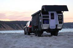 Bruder camper trailer 80k