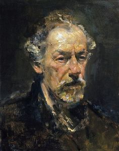 David Leffe - Self Portrait