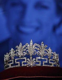 ARIA — Princess Diana's 'Spencer Tiara'