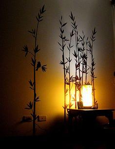 39 best bambu diseno images on pinterest bamboo wall wall decals