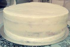 Творожный крем для выравнивания торта