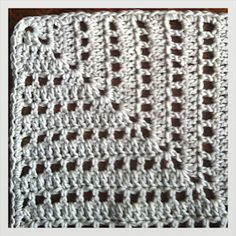 H a n n a m a i s t a: Virkatut tiskirätit Home Economics, Knit Crochet, Blanket, Knitting, Tuli, Handmade, Crafts, Dishcloth, Crocheting