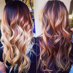 #ombre hair extensions #Two tone color hair #buy ombre hair extensions online http://www.latesthair.com/