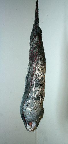 Lotta-Pia Kallio textilesculpture