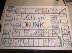Sleepover Party Games, Diy Party Games, Fun Sleepover Ideas, Adult Party Games, Party Games For Adults, College Party Games, Funny Party Games, Game Party, Party Hacks