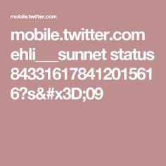 mobile.twitter.com ehli___sunnet status 843316178412015616?s=09