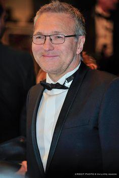 Laurent RUQUIER - festival de Cannes 2016