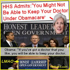 No way! Are you saying Obama lied when he said you could keep your doctor under Obamacare? Next you'll be saying rates will increase also? And there will be doctor shortages! #obamacare #obama