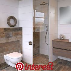 Below is a tiny shower room layout that said that realistically meets an easy, m., Below is a tiny shower room layout that said that realistically meets an easy, minimalist, modern and also extravagant interior design. Modern Bathroom Decor, Bathroom Interior Design, Small Bathroom, Master Bathroom, Bathroom Ideas, Shower Ideas, Bathroom Sinks, Basement Bathroom, Interior Modern