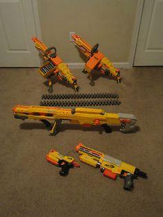 Selling modified nerf guns on ebay Answered