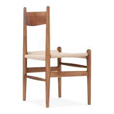Hans J Wegner CH36 Dining Chair - Walnut