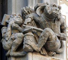 Casa Amatller. Architect: Josep Puig i Cadafalch. Barcelona - Pg. de Gràcia