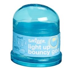 Smiggle Light Up Bouncy Goo. A great fun and inexpensive gift that kids will love.