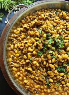 Black Eyed Peas Vegan Curry for Healthy Digestion - Bohemian Vegan Kitchen   Formerly Beautifully Bohemian