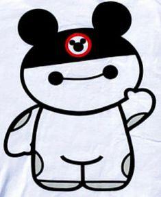 Baymax, Disney Art, Hello Kitty, Snoopy, Fictional Characters, Fantasy Characters