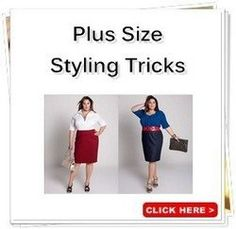 Styling tricks for plus size women